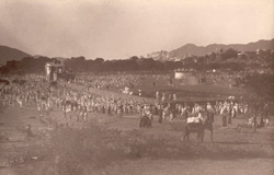 The 'Chowgan' Sports, [Udaipur].